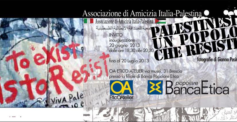 Associazione di amicizia Italia-Palestina di Brescia