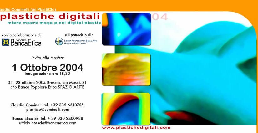Plastiche digitali