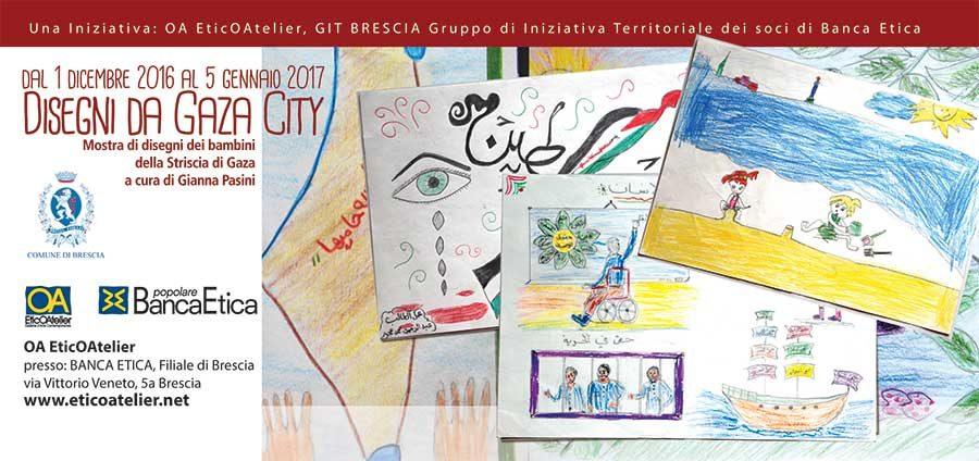 Disegni da Gaza City