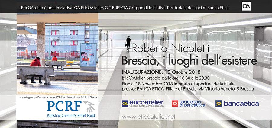 """Brescia, i luoghi dell'esistere"""""""